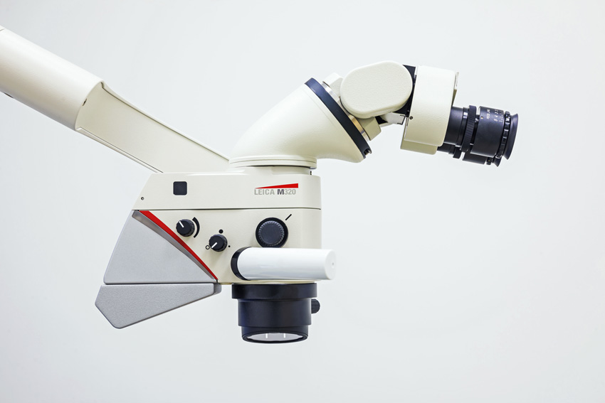 Статья Микроскоп в стоматологии